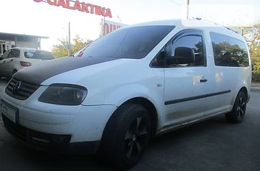 Volkswagen Caddy пасс. Maxi 2008