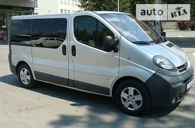 Renault Trafic пасс. 100 Exclusive 2003