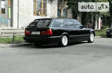 BMW 530 м60b30 v8 1993