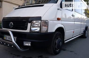Volkswagen LT пасс. LT46 2001