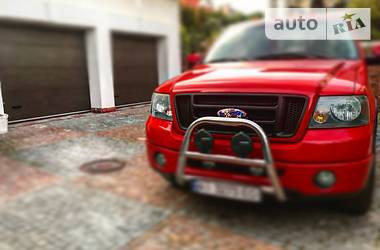 Ford F-150 FX4 off road 2007