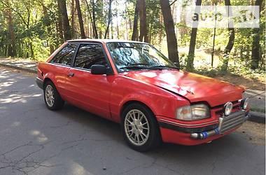Ford Escort TURBO 1990