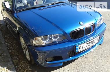 BMW 325 Cabrio M Paket 2001
