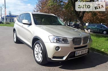 BMW X3 28 Xdrive 2012