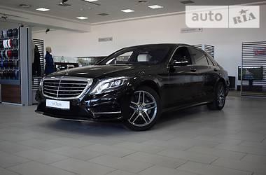 Mercedes-Benz S 500 4MATIC Long AMG Line 2017