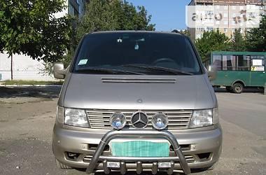 Mercedes-Benz Vito пасс. 110CDI 1999