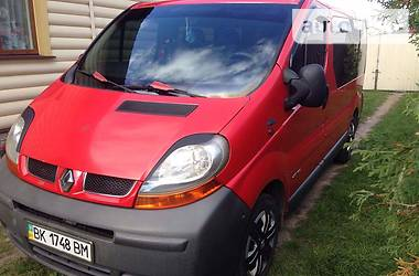 Renault Trafic пасс.    pack clim 2006