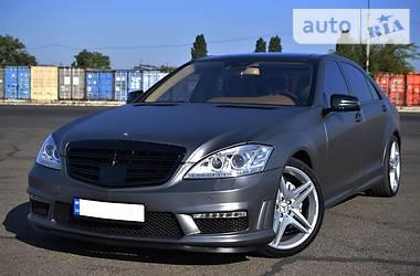 Mercedes-Benz S 550 AMG 5.5 2008