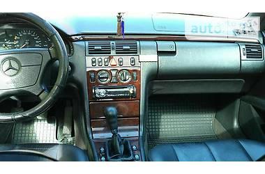 Mercedes-Benz E-Class E 210 2.9TDI 1996