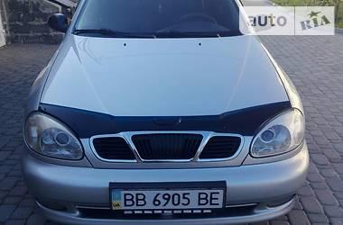 Daewoo Lanos SX 2008
