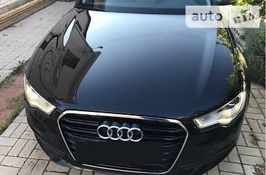 Audi A6 2.0 TFSI 2014