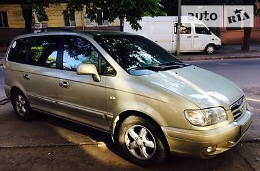 Hyundai Trajet 2007