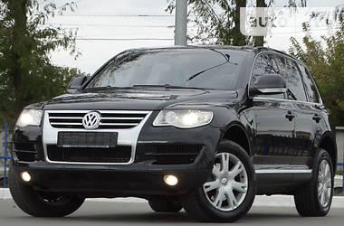 Volkswagen Touareg V IDEALE. ПОЛНЫЙ 2008