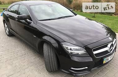 Mercedes-Benz CLS 250 2012