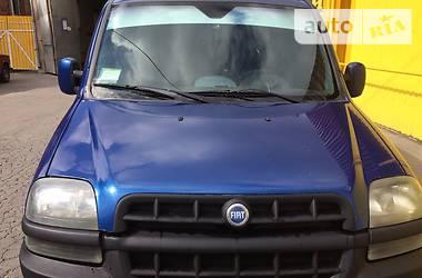 Fiat Doblo груз. TURBO 2002