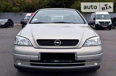 Opel Astra G 1.6 MT 2009