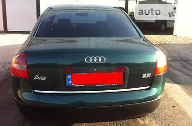 Audi A6 Quattro 1998