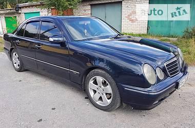 Mercedes-Benz E-Class avandgard 1998