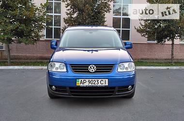 Volkswagen Caddy пасс. 1.9 TDI 2010