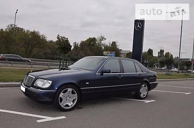 Mercedes-Benz S 600 1997