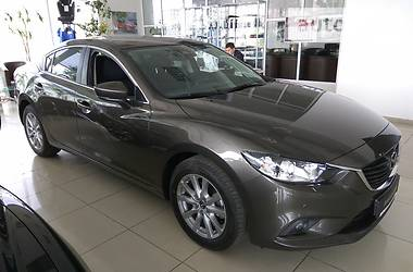 Mazda 6 Touring 2017