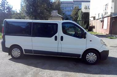 Renault Trafic пасс. Long 2007