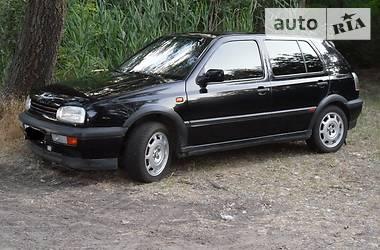 Volkswagen Golf III VR 6 1993