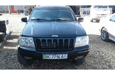 Jeep Grand Cherokee Limited 4.7 2000