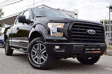 Ford F-150 FX4 OFF ROAD 375 hp 2016