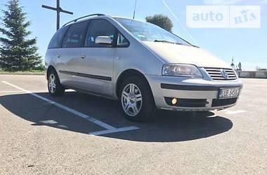 Volkswagen Sharan 1.9 TDI 2002