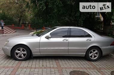 Mercedes-Benz S 320 220 2001