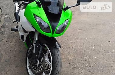 Kawasaki ZXR ZX6R 2010