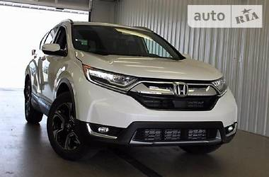 Honda CR-V New V Prestige 2017