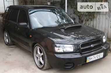 Subaru Forester STI 2004