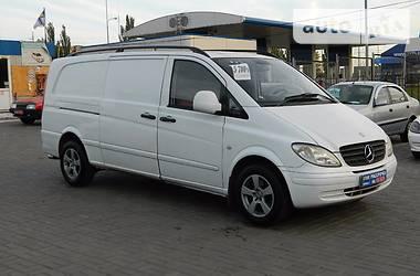 Mercedes-Benz Vito груз. Extra Long 115 2005