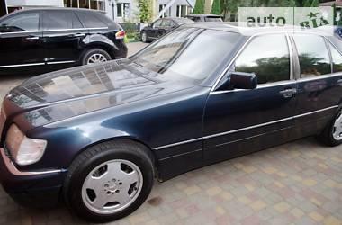 Mercedes-Benz S 500 1996