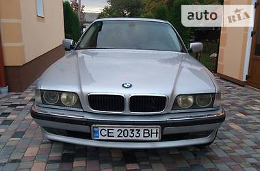 BMW 725 TDS 1998