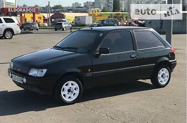 Ford Fiesta 1990