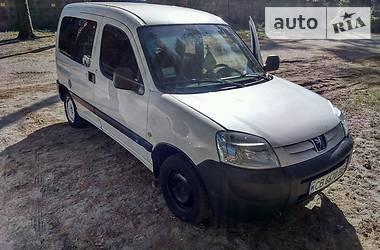 Peugeot Partner пасс. 2005