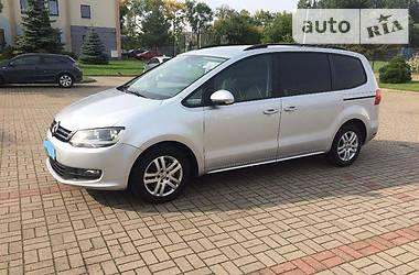 Volkswagen Sharan 2011