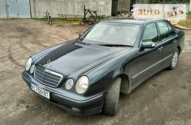 Mercedes-Benz E-Class 210 2002