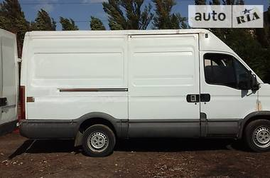 Iveco Daily 4x4 35 S 11 2000