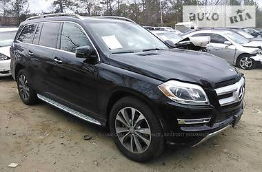 Mercedes-Benz GL 450  2016