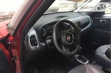 Fiat 500 L 2014
