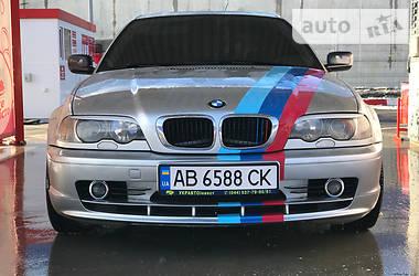 BMW 330 е46 2000