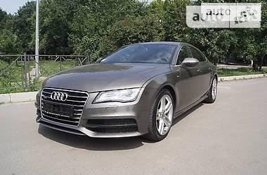 Audi A7 S-Line 2011
