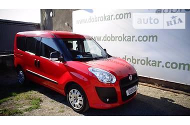 Fiat Doblo пасс. MJT 2014
