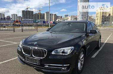 BMW 730 X - DRIVE 2014