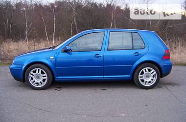 Volkswagen Golf IV GENERATION 2000