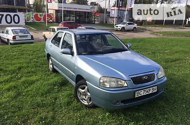 Chery Amulet LUX 1.6 A15 2007